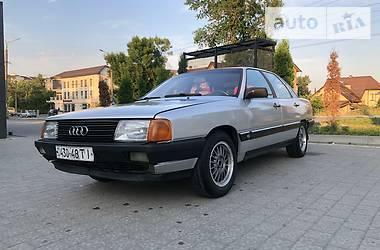 Седан Audi 100 1986 в Івано-Франківську