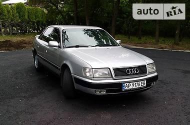 Седан Audi 100 1991 в Запоріжжі