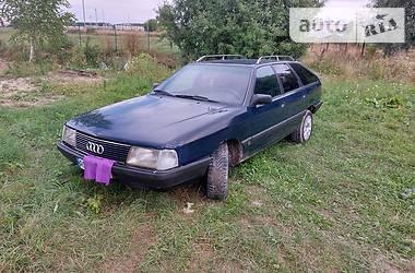 Универсал Audi 100 1990 в Ковеле
