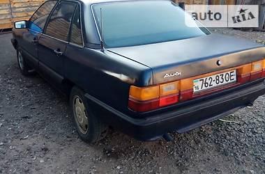 Седан Audi 100 1983 в Виннице