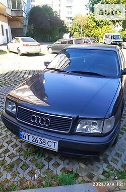 Седан Audi 100 1991 в Ивано-Франковске