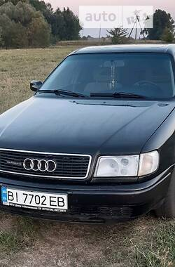 Седан Audi 100 1991 в Глобиному