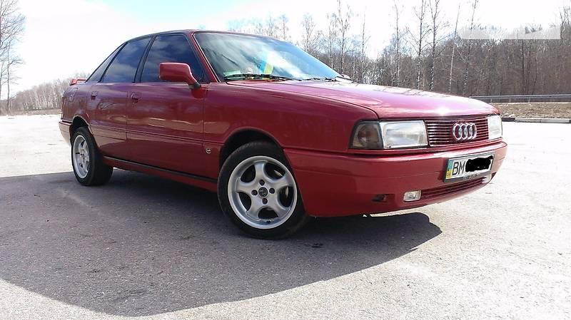 Audi 80 1987 года в Сумах