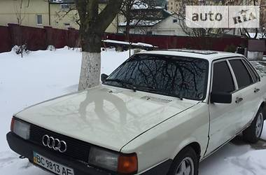 Audi 80  1986