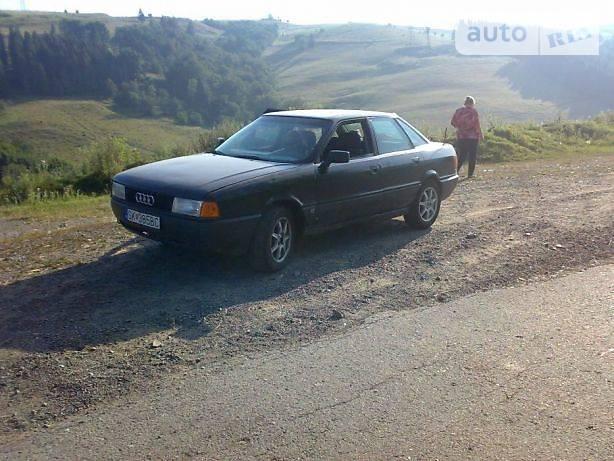 Audi 80 1991 в Ужгороде