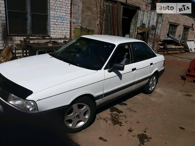 Audi 80 1990 в Харькове