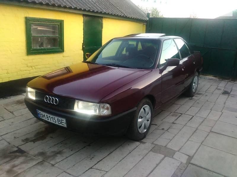 Audi 80 1990 в Глухове