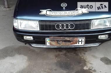 Audi 80 1991 в Шумске