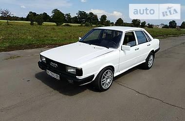 Audi 80 1978 в Любешове