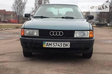 Audi 80 1987 в Овруче