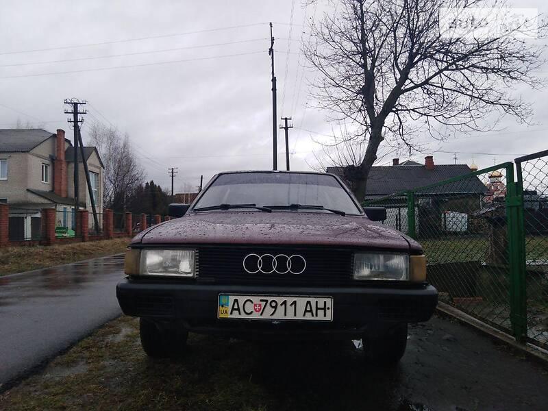 Audi 80 1985 в Владимир-Волынском