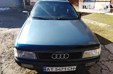 Audi 80 1991 в Надворной