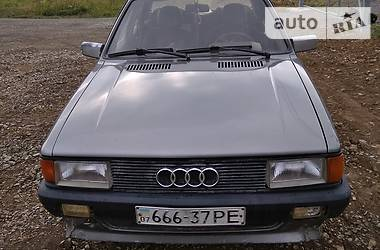 Audi 80 1983 в Виноградове