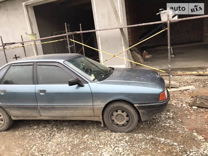 Audi 80 1990 в Ивано-Франковске