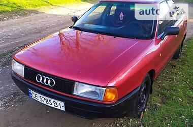 Audi 80 1987 в Заставной