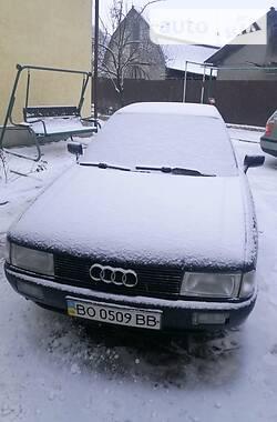 Audi 80 1990 в Збараже