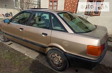 Audi 80 1987 в Черновцах