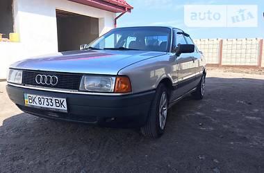 Audi 80 1991 в Ровно