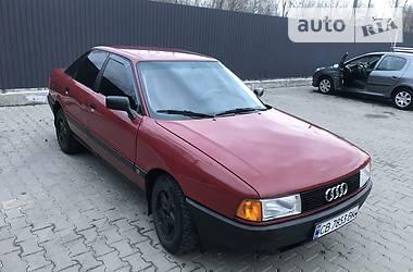 Audi 80 1986 в Чернигове