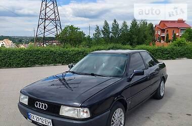 Седан Audi 80 1991 в Хмельницком