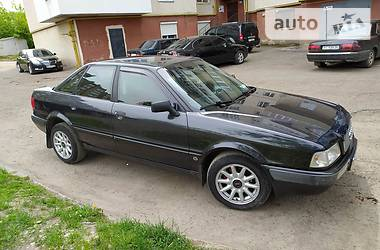 Седан Audi 80 1992 в Ивано-Франковске