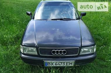 Седан Audi 80 1992 в Деражне