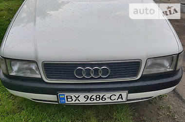 Седан Audi 80 1988 в Летичеве