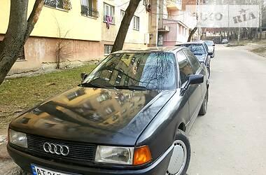 Седан Audi 80 1990 в Жидачове