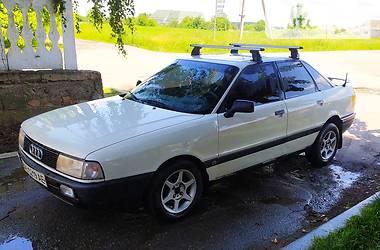 Седан Audi 80 1988 в Тростянце