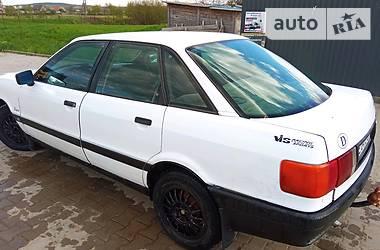 Седан Audi 80 1990 в Черновцах