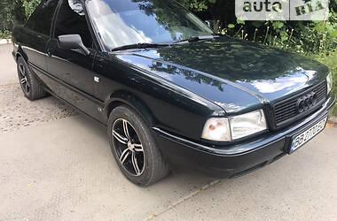 Седан Audi 80 1992 в Лисичанске