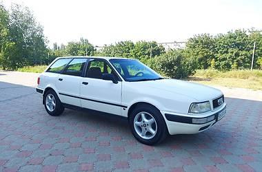 Универсал Audi 80 1994 в Краматорске