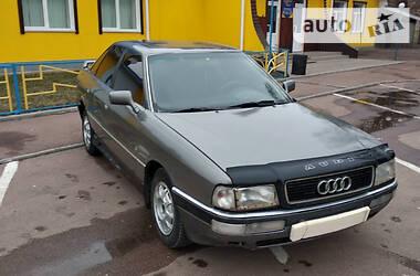 Седан Audi 90 1989 в Конотопе