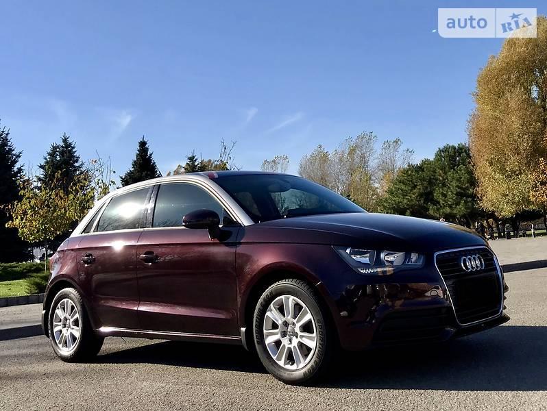 Audi A1 2013 в Киеве