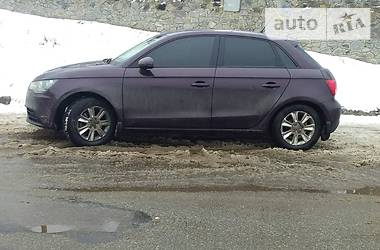Audi A1 2012 в Полтаве