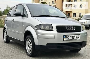 Audi A2 2001 в Дрогобыче