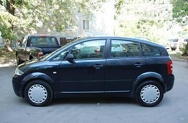 Хетчбек Audi A2 2001 в Києві