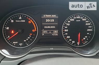 Хэтчбек Audi A3 Sportback 2015 в Чернигове