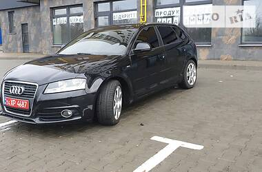 Audi A3 2009 в Луцке