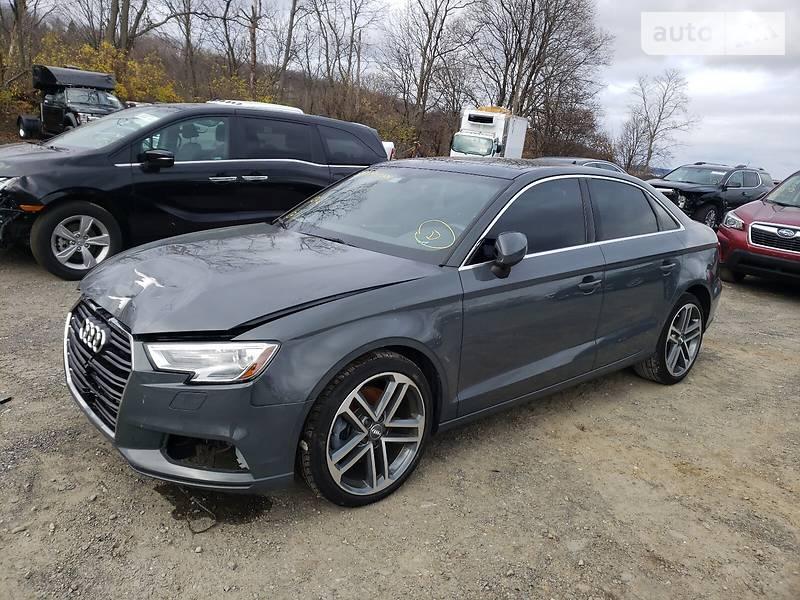 Audi A3 2019 в Киеве
