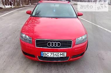 Audi A3 2003 в Бродах