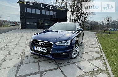 Audi A3 2014 в Львове