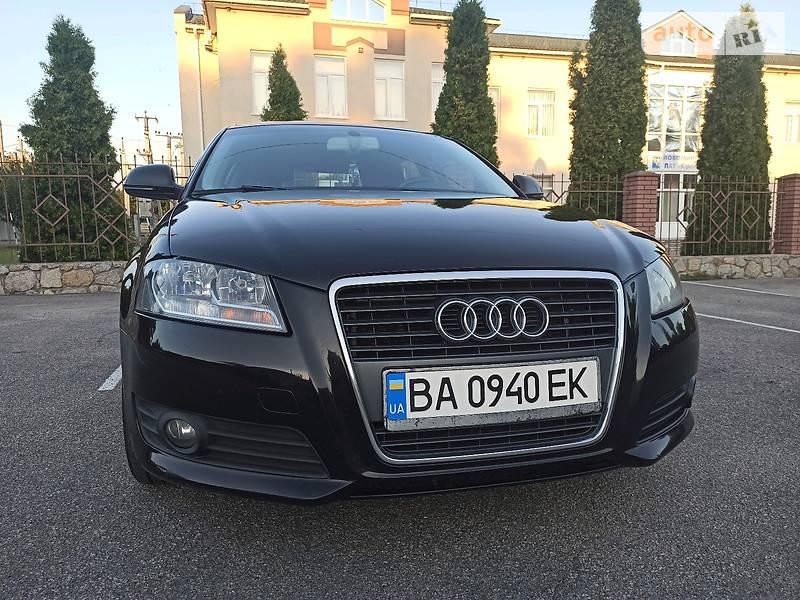 Универсал Audi A3 2009 в Кропивницком