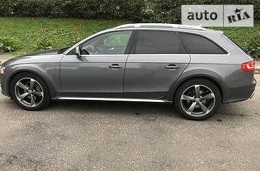 Audi A4 Allroad 2015 в Львове