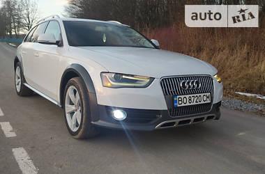 Audi A4 Allroad 2014 в Теребовле