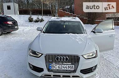 Универсал Audi A4 Allroad 2014 в Львове