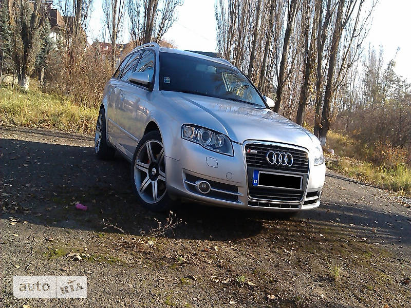 Audi A4 2005 в Ужгороде