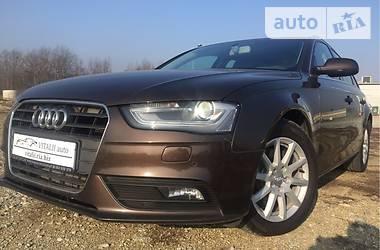 Audi A4 2.0TDI 110KW A/T 2012