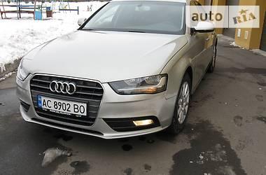 Audi A4 1.8 TFSI 2012