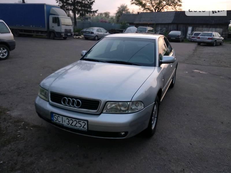 Audi A4 1999 в Самборе